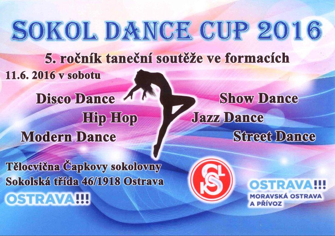 Sokol Disco Dance 2016